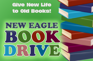 New Eagle Book Drive