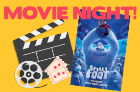 Small Foot Movie Night
