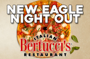New Eagle Night Out at Bertuccis
