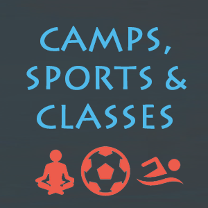Kids Camps, Sports & Classes