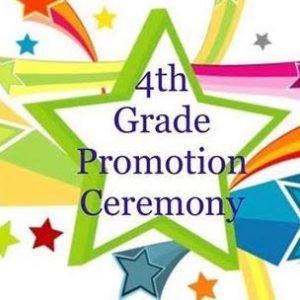 4th Grade Promotion